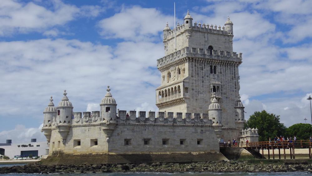 世界遺産のベレンの塔