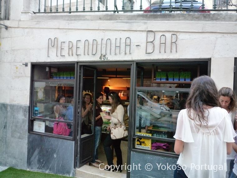 "Liquid Merendinha Bar"""