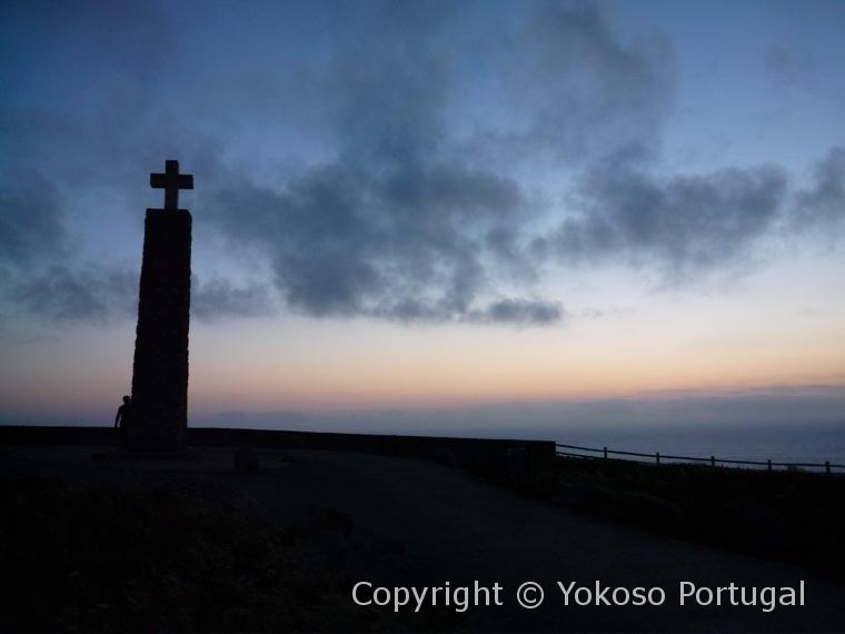 夕暮れのロカ岬
