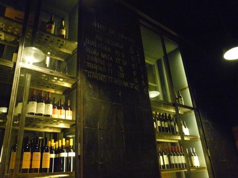 リスボンのワインバー