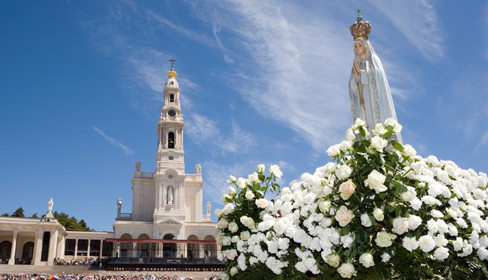 キリスト教の聖地ファティマ