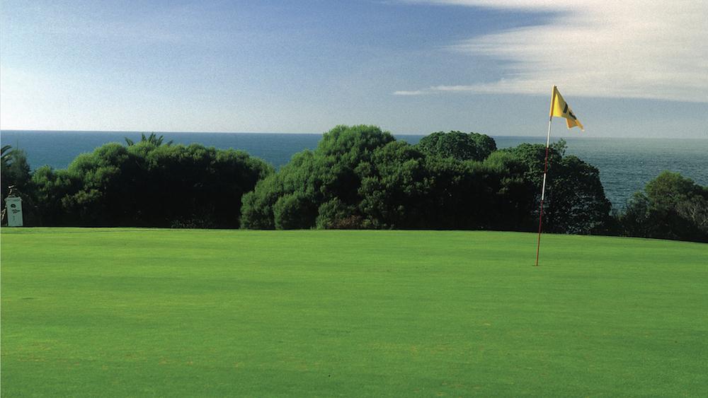 ゴルフ天国ポルトガル